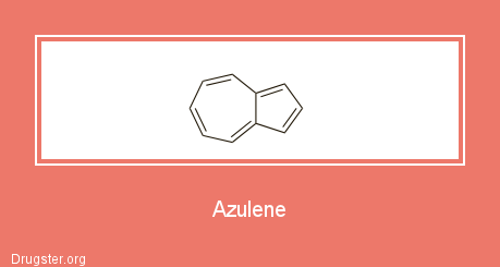 Azulene Chemical formula