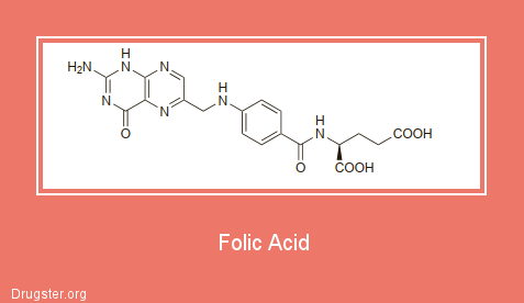 Folic Acid - Drug Information, Uses, Adverse Effects, Interactions