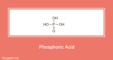Phosphoric Acid Chemical formula