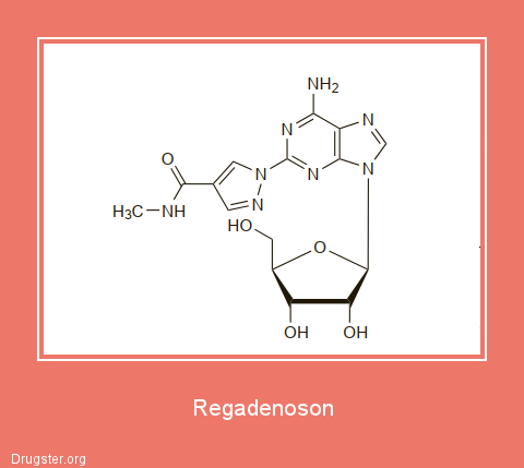 Regadenoson Chemical formula